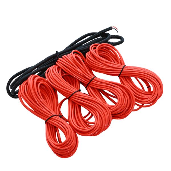 Карбоновый кабель в стяжку