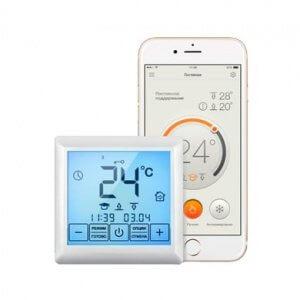 Программируемые терморегуляторы для теплого пола с WI-FI