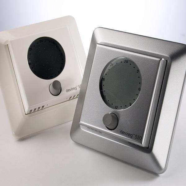 Программируемые терморегуляторы для теплого пола